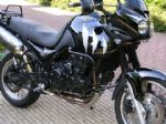 TRIUMPH TIGER CRASH BARS & CRASH PADS